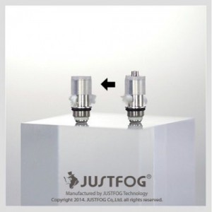JUSTFOG | 1453 ATOMIZER | (replacement coils)