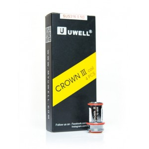 UWELL | CROWN 3 COILS  0.25