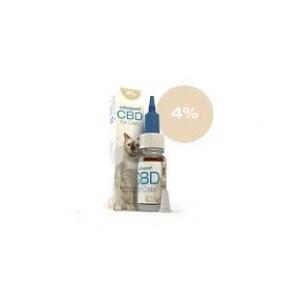 CIBAPET | CBD OIL FOR CATS | 4% CBD | 400mg CBD | 10ml