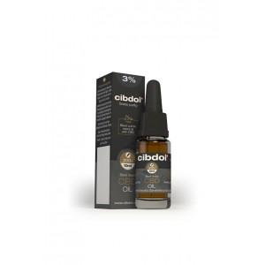 CIBDOL   CBD BLACK CUMIN SEED OIL   3% CBD   10ml