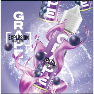 GRAPE EXPLOSION | GRAPE JUICE | 120ml | 3mg
