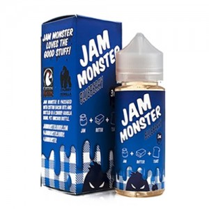 JAM MONSTER | BLUEBERRY | 100ml | 3mg