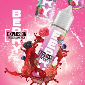 BERRY EXPLOSION | BERRY JUICE | 120ml | 3mg
