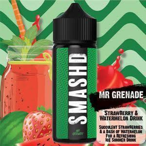 SMASHD | MR GRENADE | 30ml | 40mg NIC SALT
