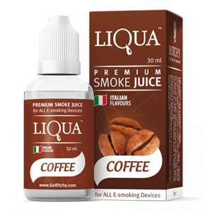 LIQUA | COFFEE | 30ml | 0mg/18mg